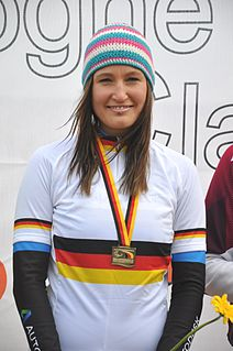 Denise Schindler German Paralympic cyclist