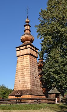 Paraskevi of Iconium church in Kwiatoń (by Pudelek).JPG