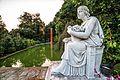 Parco e Villa Pallavicini - Ingresso al Tempietto di Flora e Obelisco Egizio.jpg