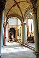 Paris (75), abbaye Saint-Germain-des-Prés, bas-côté sud, vue vers l'est 6.jpg