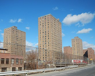Morrisania, Bronx - Webster Houses