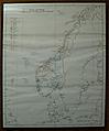 Parkveien 65, Wehrmach Befehlsstand - Kart over invasjonsplan.jpg