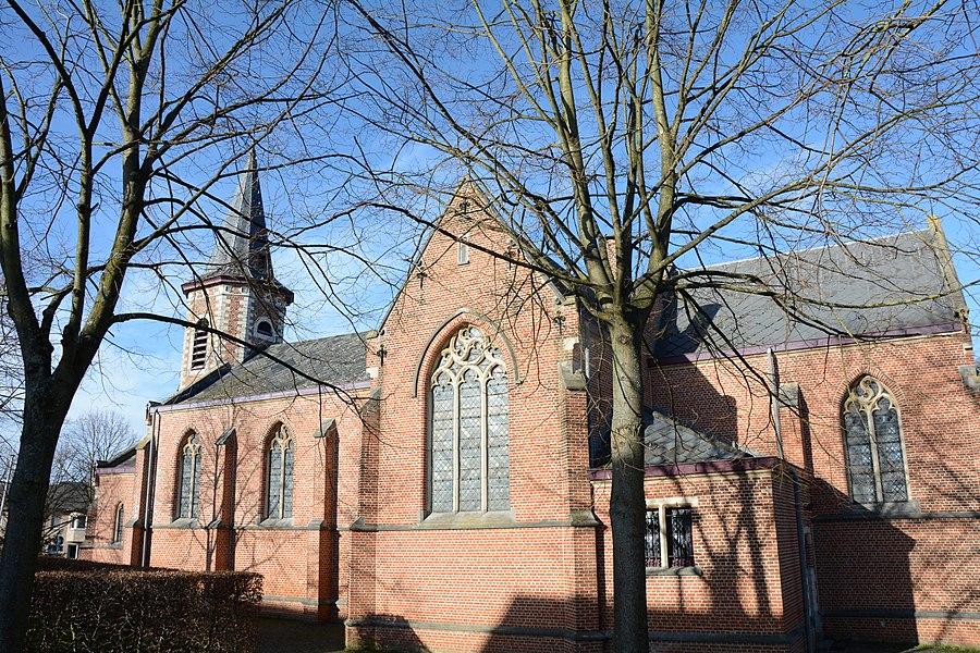 Parochiekerk Sint-Engelbertus, Deurne (Diest)