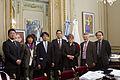 Parodi recibió a delegación japonesa (20936730051).jpg