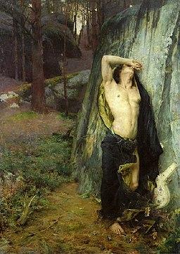 Pascal Dagnan-Bouveret - Orpheus' Sorrow