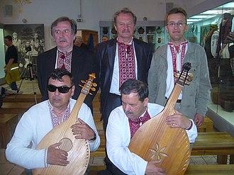Kobzarskyi Tsekh - Image: Passing The Tradition
