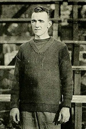 1916 College Football All-America Team - James P. Herron of Pitt.