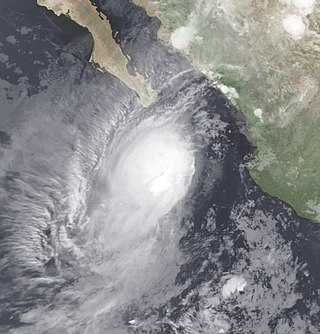 Tropical Storm Patricia (2009) Pacific tropical storm in 2009