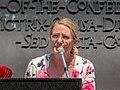Patricia Rawls - Confederate Memorial Day - Arlington National Cemetery - 2014.jpg