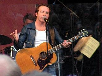 Patrik Isaksson (singer) - Patrik Isakson in 2007