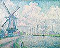 Paul Signac - Canal of Overschie - Google Art Project.jpg