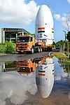 Payload Fairing for GSLV Mk III D2 being transported.jpg
