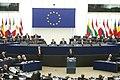 Pedro Sánchez interviene ante el Pleno del Parlamento Europeo 03.jpg