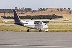 Pekal Aviation (VH-JQM) Partenavia P68B at Wagga Wagga Airport (1).jpg