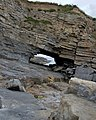 Penmon cliff arch - geograph.org.uk - 1408244.jpg