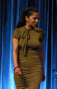 Penny Johnson Jerald at Paleyfest 2012.jpg