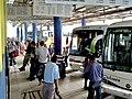 People at Ciudad Quesada, Costa Rica bus station.jpg