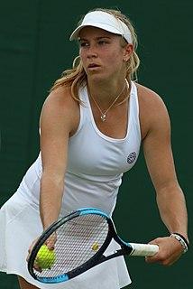Ellen Perez Australian tennis player