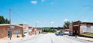 Persia, Iowa City in Iowa, United States