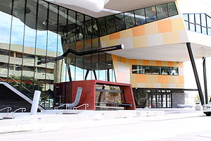Central Institute of Technology - Image: Perth campus