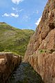 Peru - Cusco Sacred Valley & Incan Ruins 131 - Tipón water channeling (6954870640).jpg