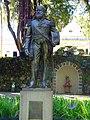 Petrópolis RJ Brasil - Estatua de D. Pedro, nos jardins do Palácio Imperial - panoramio.jpg