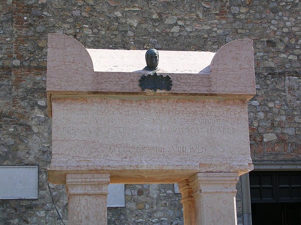 Petrarca Tomb (Arqua)