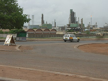 List Of Oil Refineries