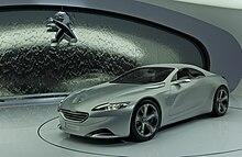 Peugeot 508 Wikipedia