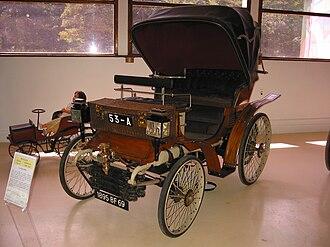 Peugeot Type 24 - Image: Peugeot Typ 24 1899