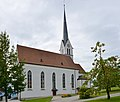 Pfarrkirche hl Jakobus d Ä, Im Dorf 6, Fraxern 1.JPG