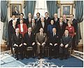 Photograph of 1984 Cabinet - Class Photo - NARA - 198545.jpg