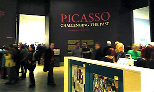 Las Meninas (Picasso) - Picasso: Challenging the past exhibit in London