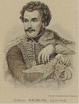 Pierre Daumesnil (1776-1832)