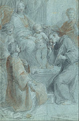 Madonna and Child Enthroned with Saints Lawrence, Anthony of Padua, Praxedes and Venantius