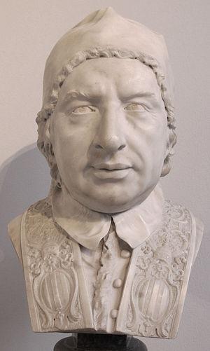 Pietro Bracci - Pope Benedict XIV