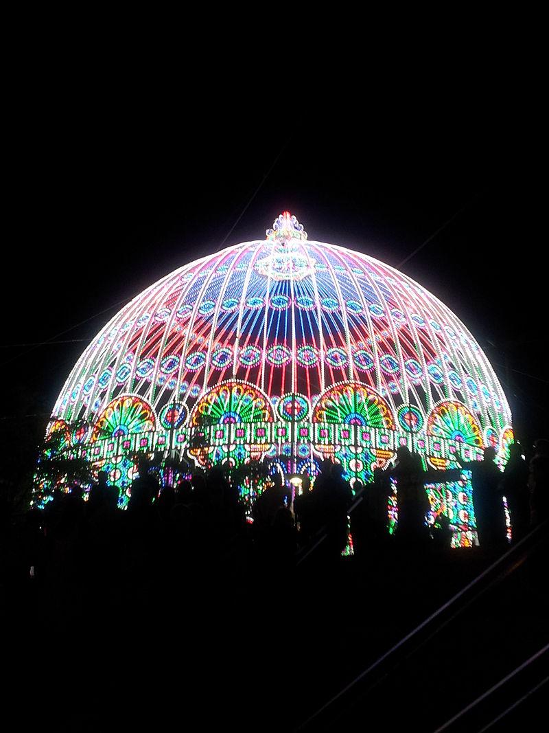 פסטיבל האור בירושלים