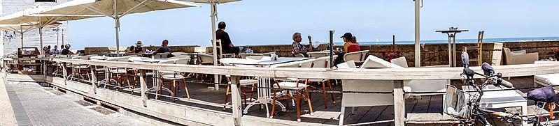 יפו מסעדת Casa Nova - פנורמה