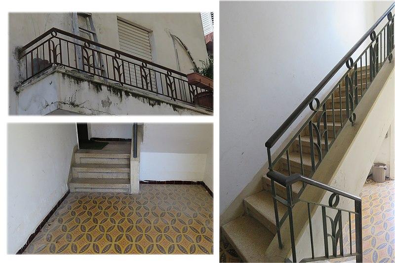 הרצליה קלישר 3 .חדר מדרגות