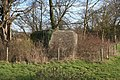 Pillbox by the ditch - geograph.org.uk - 1117249.jpg