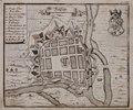 Pilsen (Plzen) Karte von Johann Georg Vogt (Mauritius Vogt) 1712.tiff