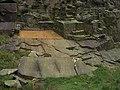 Pingot Quarry, landslip - geograph.org.uk - 1548231.jpg