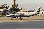 Piper PA-31T Cheyenne II (VH-PKJ) at Wagga Wagga Airport (1).jpg