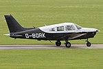 Piper PA28-161 Warrior II 'G-BORK' (40064447610).jpg