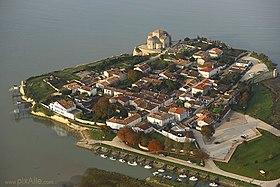 Talmont sur Gironde — Wikipédia