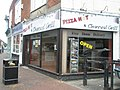 Pizza Hot in North Street - geograph.org.uk - 804703.jpg