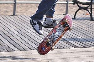 Colin McKay - Plan B Skateboards's McKay signature board.