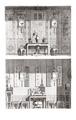Plansch i bok om kinesiskinredning, från 1700-talet - Skoklosters slott - 86215.tif