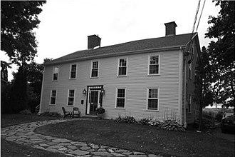 New England Planters - Planters' Barracks, Starr's Point, Nova Scotia