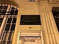 Plaque Honneur élèves juifs École maternelle St Denis Paris 1.jpg